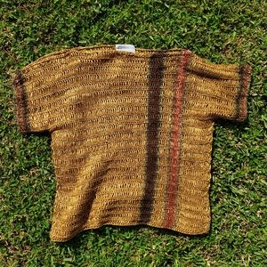 Exclusivo By Emilio Rossi Hand Knit Sweater